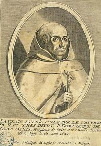 Domingo de Jesús María, Ruzola. Font: Biblioteca Digital Hispánica